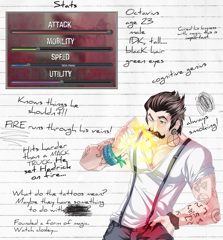 Octavius notes