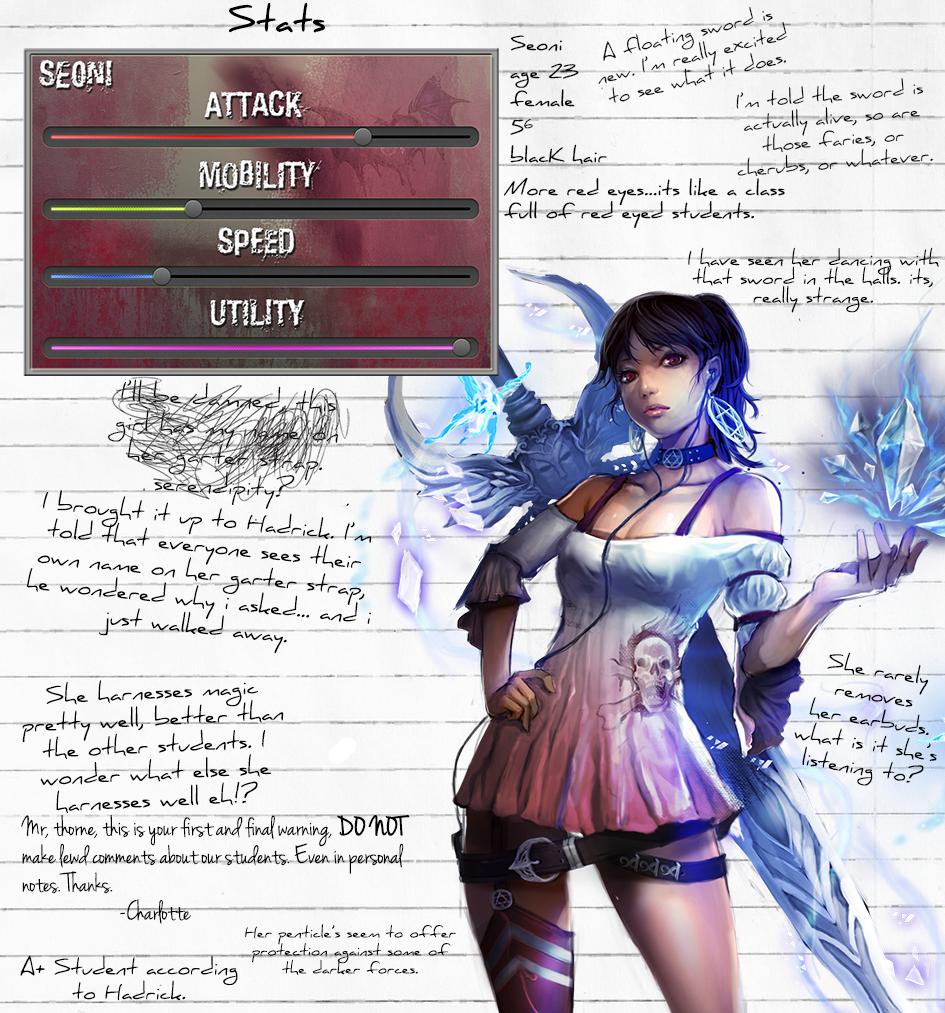 Seoni rule book
