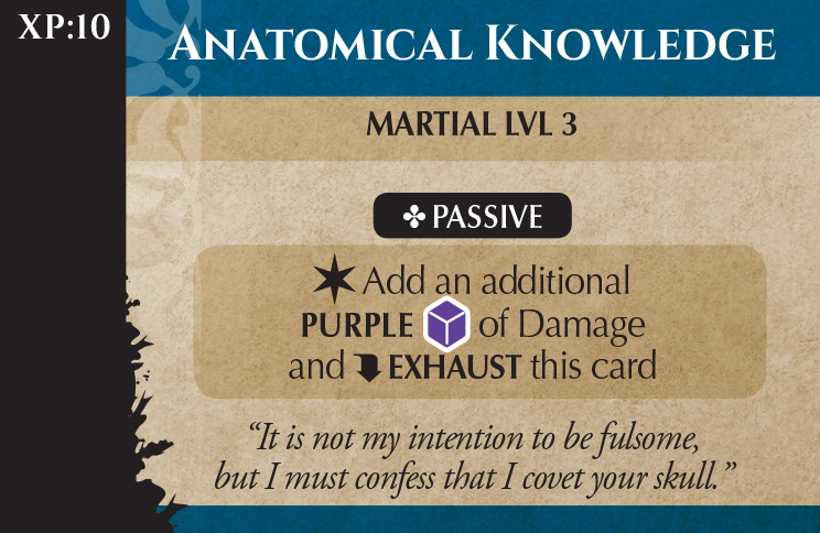 Anatomical Knowledge