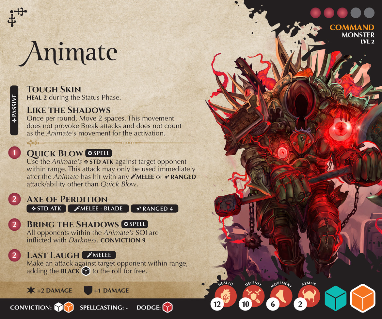 Animate Conduction Summon