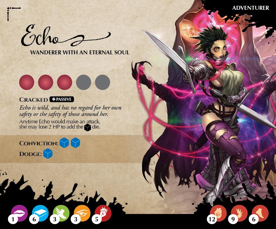 Echo Character