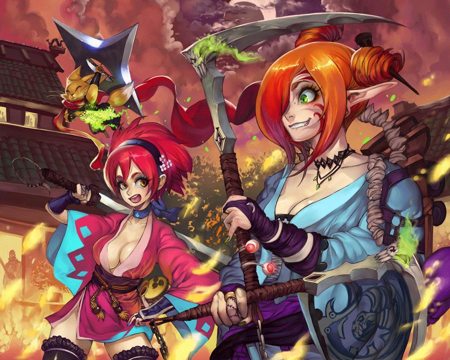 Ninjagirls
