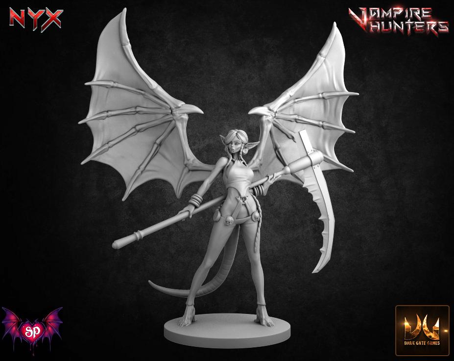 Vampire Lord Nyx