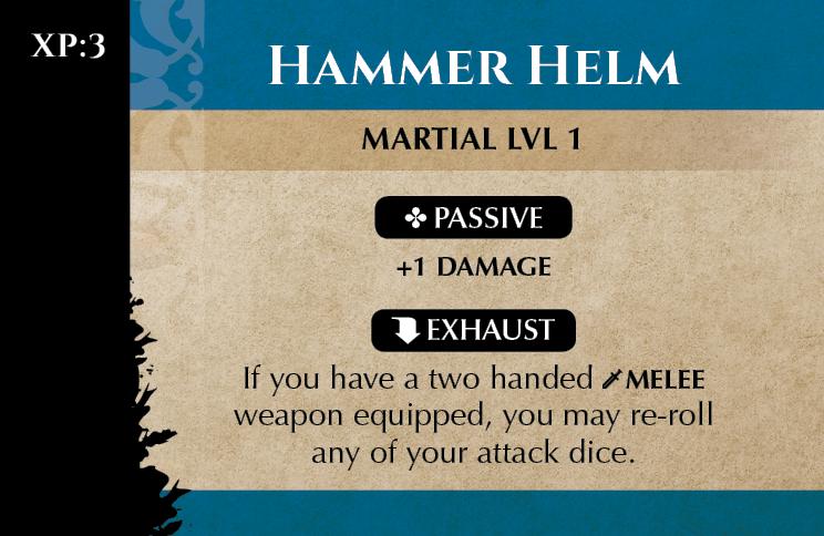 Hammer Helm