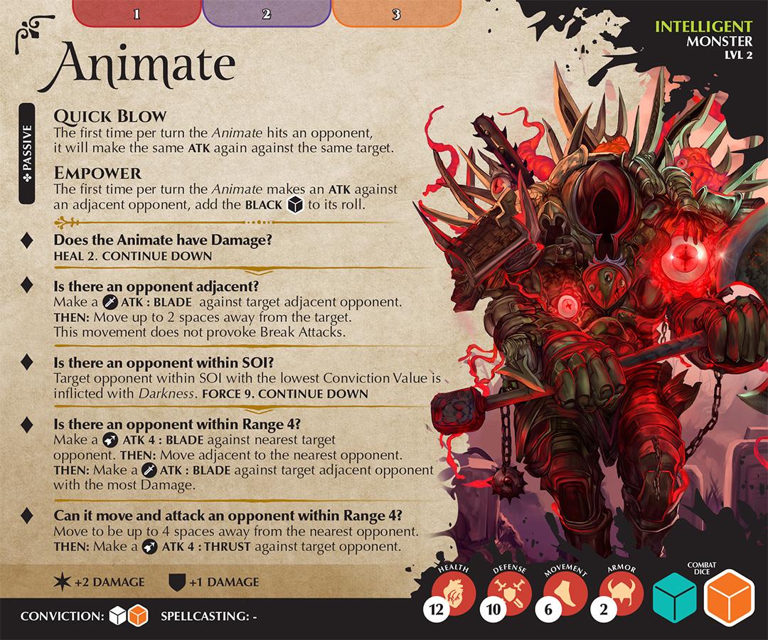 Animate Intelligent Example