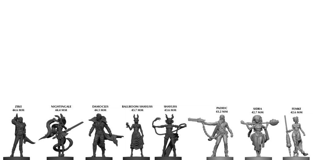 Lineup 5