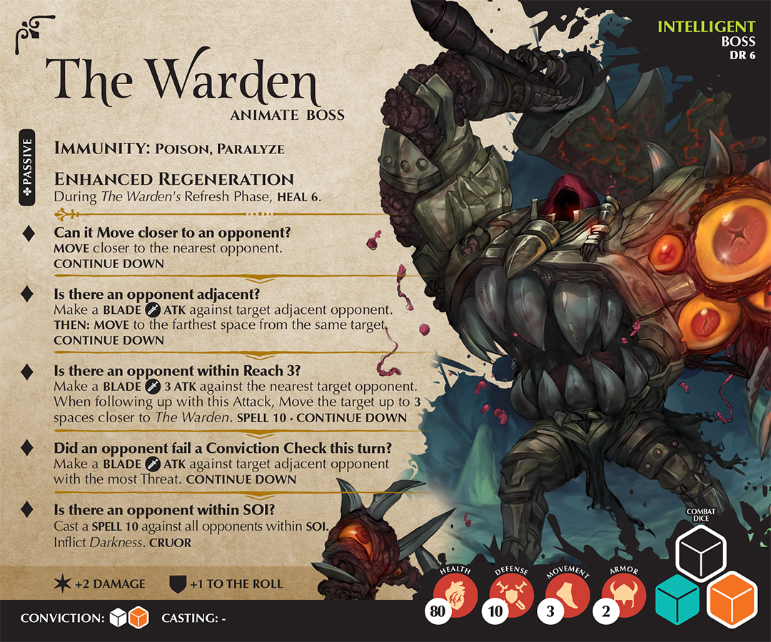 The Warden