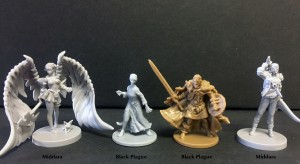 miniature comparison 2