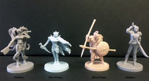 miniature comparison 4
